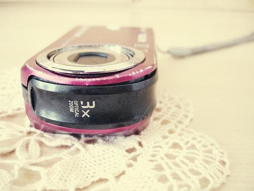 ( my camera )