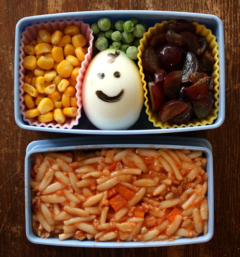 Toddler Bento #3: March 16, 2010
