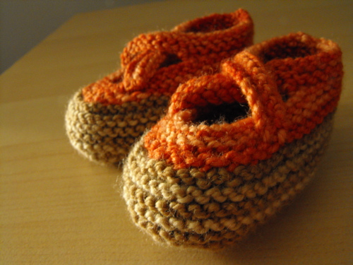 saartje booties pair 1