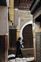 Meknes, Maroc (O.Blaise) Tags: voyage maroc medina couleur meknes vieilleville