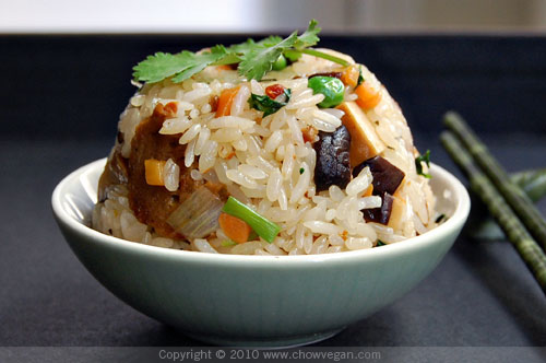 Sticky Rice Bowl