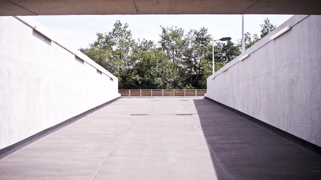 BAE car park (ESA)