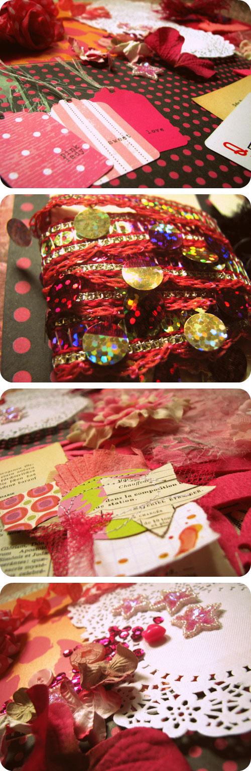 Kit Shocking Pink (détails)