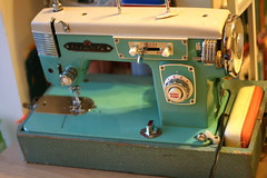 The Hot Rod of Sewing Machines