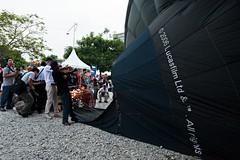 Hot Air Balloon Fiesta 2010 (13) (QooL / بنت شمس الدين) Tags: hotair balloon putrajaya qool 5149 qoolens fiesta2010