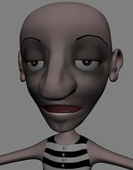 Émile Textured Head