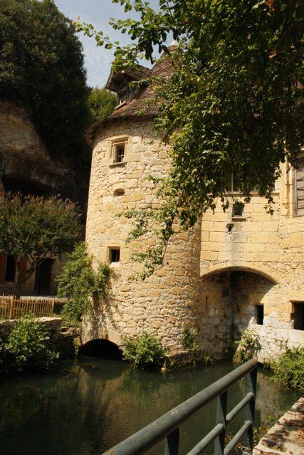 Moulin à Papier, Couze-et-Saint-Front