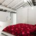 minimalistische witte loft