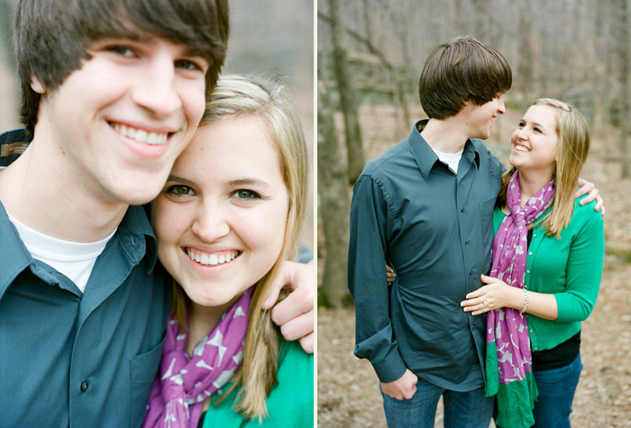 Image of Parker and Meagan:  Engagements