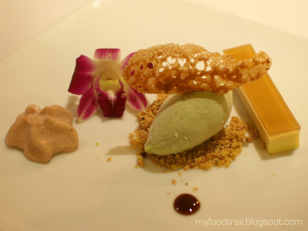 Waqu - Course 5 Dessert