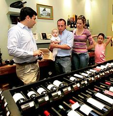 La clave, apuntalar los mercados del vino
