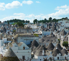 Alberobello dove le