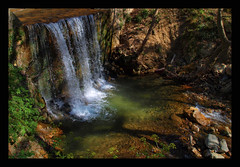 Waterfall (lepidopteros) Tags: waterfall volos magnisia 100commentgroup