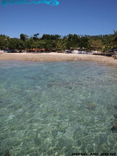 Paradise beach davao