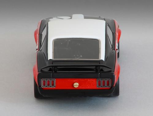 Mustang-coda