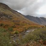 Glen Coe with River Coe   Scotland thumbnail