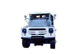 ZIL 130 (Ciezarowkaz) Tags: truck power lego technic functions zil 130