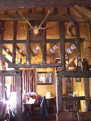 Pub frame