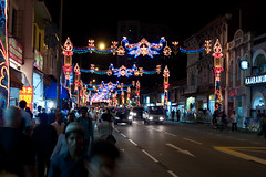 Deepavali at Little India, Singapore