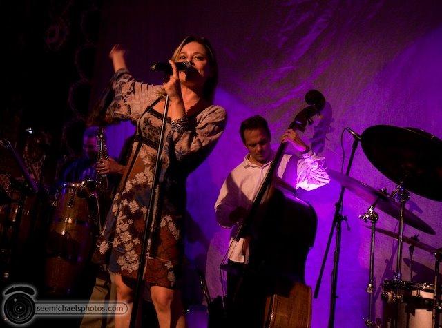 PAul Ingram Group at Tango Del Rey 101809 © Michael Klayman-051