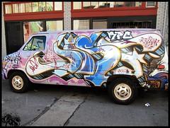 Josf (the graveyard shift) Tags: art graffiti bay san francisco area rpc josf