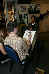 Jay's caricature