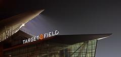 Target Field (Icedavis) Tags: building field night target targetfield targetfieldatnight
