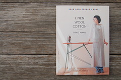 Linen Wool Cotton