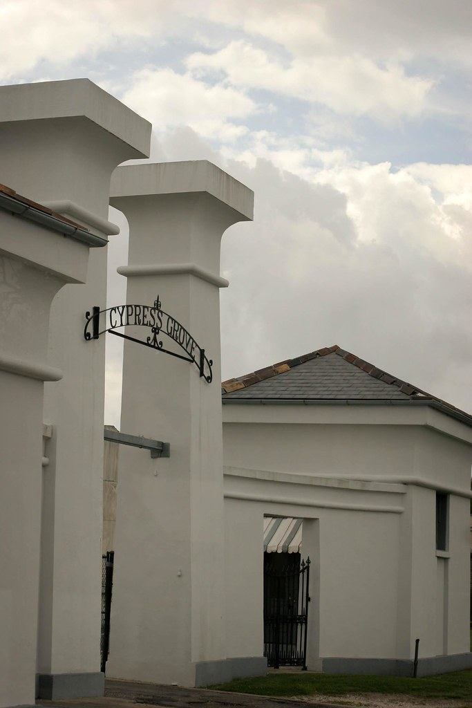 Cypress Grove Cemetery