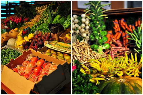 SEASONAL PRODUCE COLLAGE