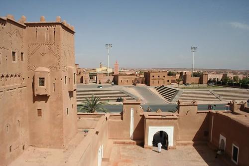 La Terrasse des Délices - Hotel Ouarzazate Maroc