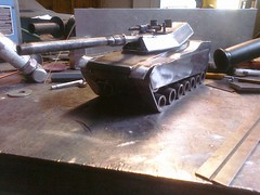 M1 abrams progress...