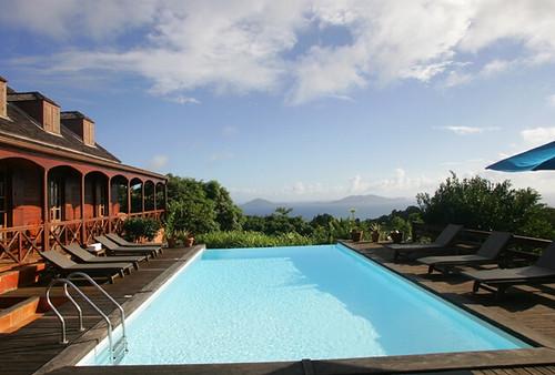 Le Jardin Malanga-pool