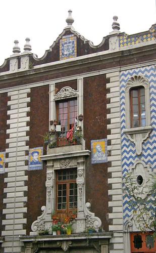 Casa de Rodolfo Gaona