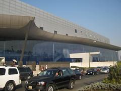 Centro de exposiciones Bancomer en Santa Fe