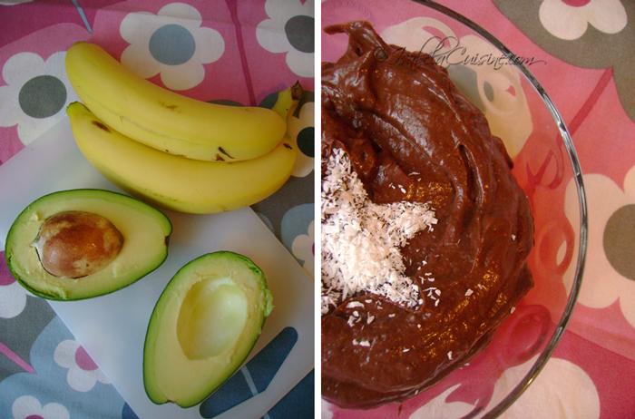 Raw Chocolate Pudding