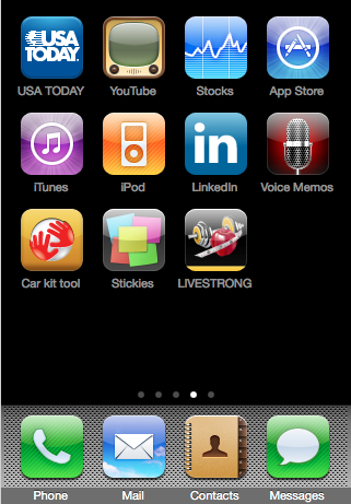 iphone four