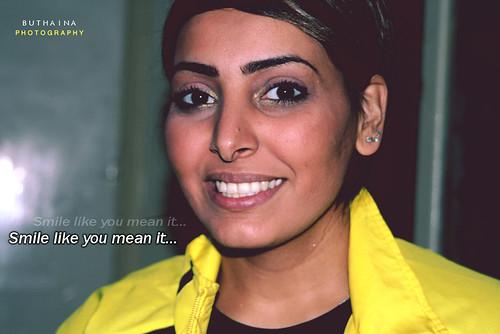 Fatma Alsafi in Qatar