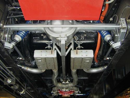 69 Mach 1 Mustang