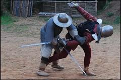 112 (Bargais) Tags: fight helmet latvia sabre knight shield latvija vairogs godesverdera bruņinieks ķivere zobens cīņa