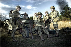The summer of 43 (Cpt<HUN>) Tags: light people history movie army us mood respect military company ww2 series heroes easy 101st solider dvornik