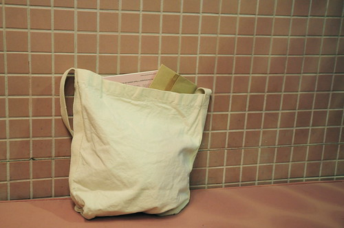 New tote from MUJI
