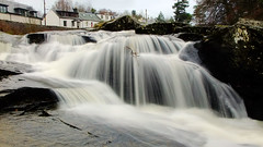 falls of dochart (Ann Callaghan.....) Tags: scotland waterfalls rivers stirlingshire scottishwater scottishwaterstirlingshire