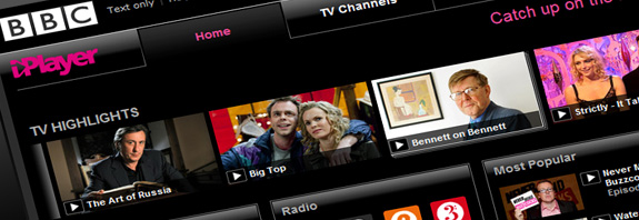 BBC iPlayer Services