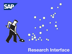 SAP visual research interface