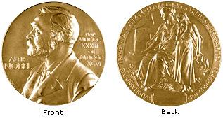 Nobel Medal Medicine