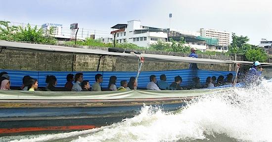Klong Taxi