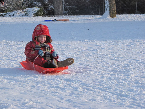 First ever sledging, in Queen's Park
