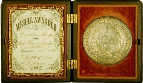 Harness Agricultural and Mechanical Society Medals