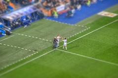 Ronaldo substitutes Raul ? Ronaldo sustituye a Ra